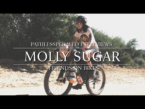 PLPTalks - Molly Sugar - Friends on Bikes
