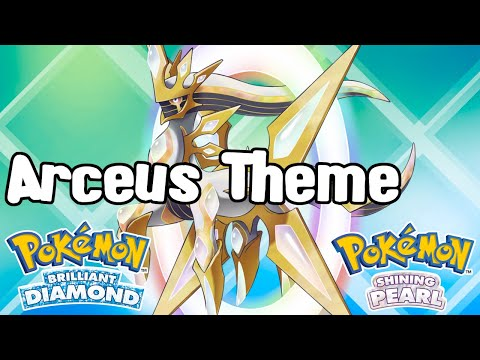 Pokémon Diamond and Pearl - Arceus Battle Theme Remix [USUM]