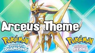 Pokémon Diamond and Pearl - Arceus Battle Theme Remix [USUM]