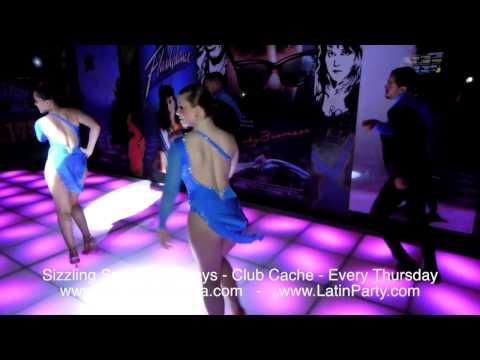 Zaoko de Zafire  (Salsa) - Sizzling Salsa Thursdays