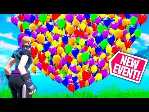 NEW BALLOON EVENT COMING?! - Fortnite Funny WTF Fails And Daily Best Moments Ep.1293