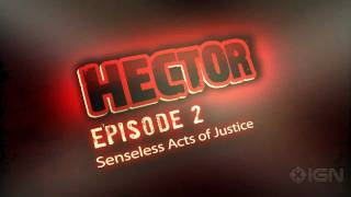 Hector: Badge of Carnage - Episode 2 - Launch Trailer