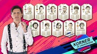 FIFA 19 - Korner ze Smokowskim - odc. 12. - ikony FUT