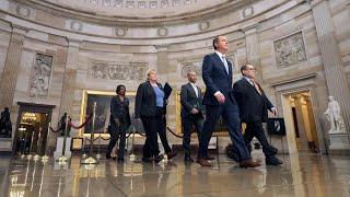 Le procès pour destitution de Donald Trump s'ouvre mardi