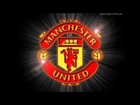 manchester united hymn