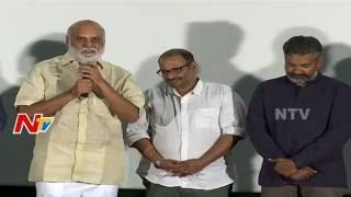 K Raghavendra Rao Super Words About SS Rajamouli SS Rajamouli & Keeravani || NTV
