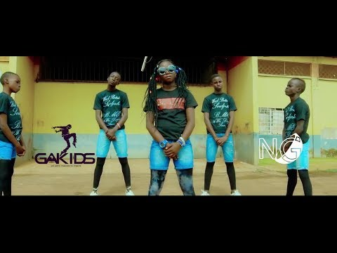Kongojo - Shami X Galaxy African Kids OFFICIAL VIDEO (HD UG Hits) thumbnail