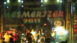 Bengali Rock in NETAJI SUBHASH ENGINEERING COLLEGE`s Mesmerizer`11(Day-2).wmv