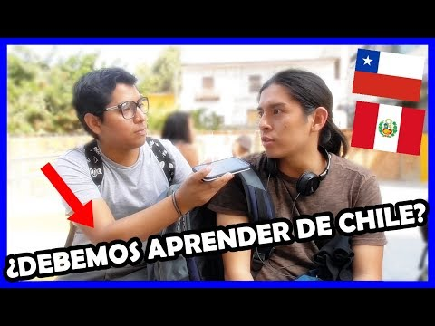 ¿CHILE es Desarrollado para los Peruanos?   Peruvian Life