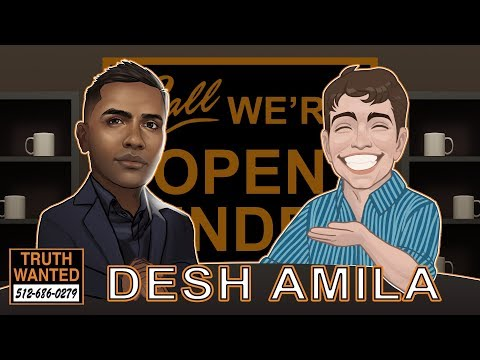 Truth Wanted 03.18 With ObjectivelyDan & Desh Amila