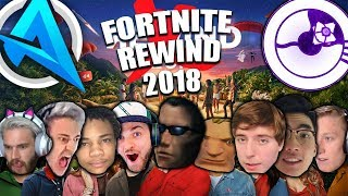Real Youtube Rewind 2018 But It Is Only Toxic Fortnite