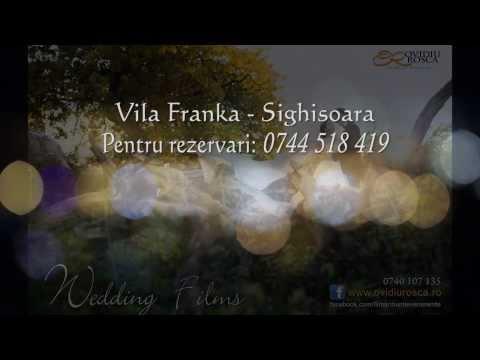 Cort pentru nunti Sighisoara - Vila Franka