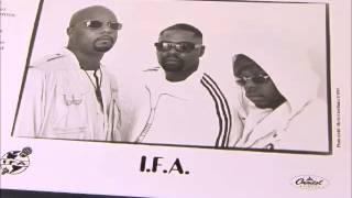 I.F.A. - Demo Snippets 1995 Bay Area, Cali G-Funk Rap DOPE RARE