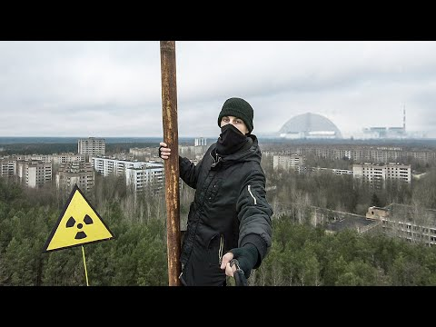 ILLEGAL FREEDOM: Winter Journey Across Chernobyl Exclusion Zone