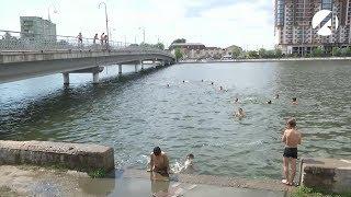 В Астраханской области с начала года утонули 19 человек