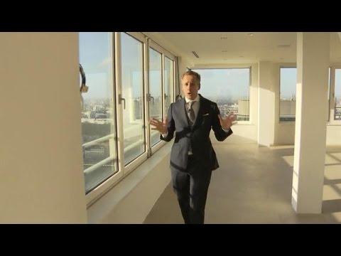 Te koop: een appartement van 500 m2 aan de Maas - MONEY TALKS
