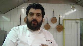 Cucine all'opera: Antonino Cannavacciuolo, Villa Crespi - Plin alla genovese (2012)