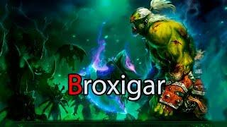 World of Warcraft el lore de Broxigar por Dange