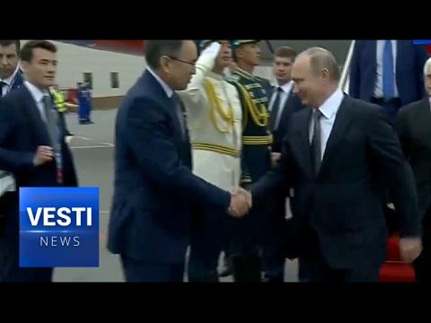 Astana Summit: What Putin and Xi Jinping had a Chance to Discuss