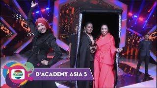 LAMA TAK TERLIHAT!! Permainan Sulap Rizuki Pukau Penonton D'Academy Asia 5