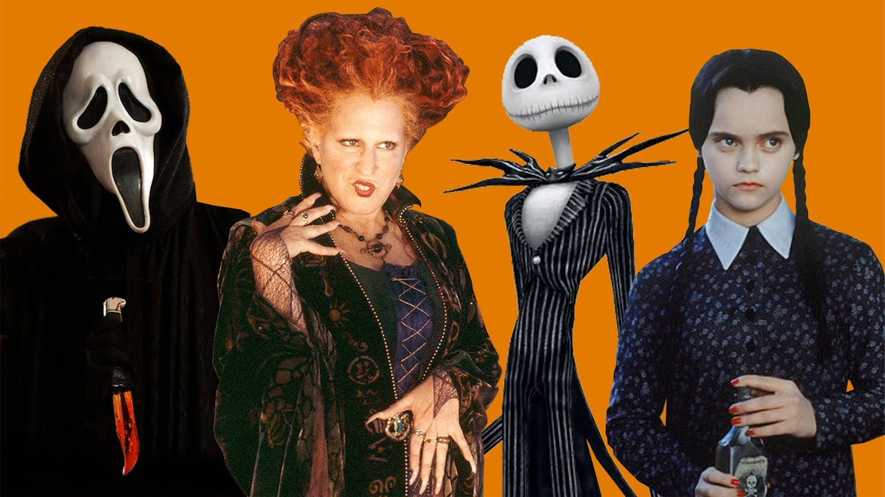 13 halloween movies from the 90s youtube - Halloween Movies Rated Pg