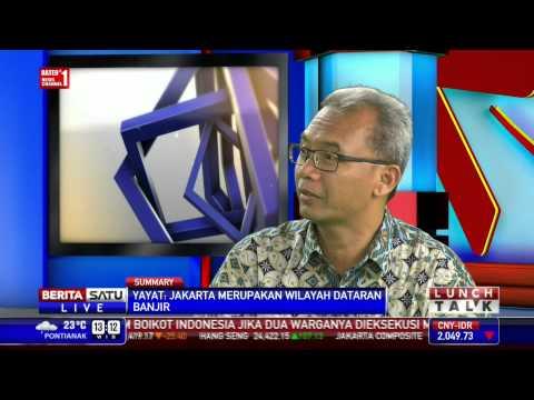 Lunch Talk: Jakarta Darurat Tata Ruang  #1