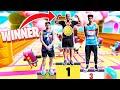 Basketball BATTLE ROYALE w/ 2HYPE !!