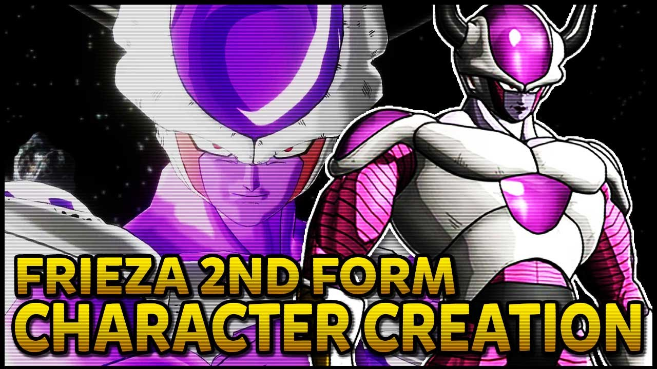 Dragonball Xenoverse: Frieza Second Form Creation【HD】 - YouTube