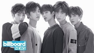 Introducing the Newest Members of TOMORROW X TOGETHER | Billboard News