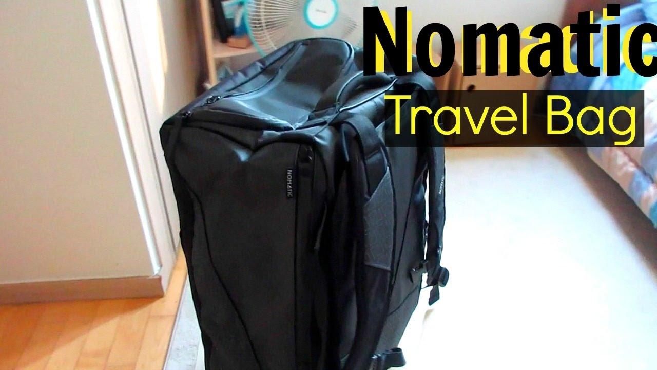 Nomatic Travel Bag Review New Travel Bag Doovi