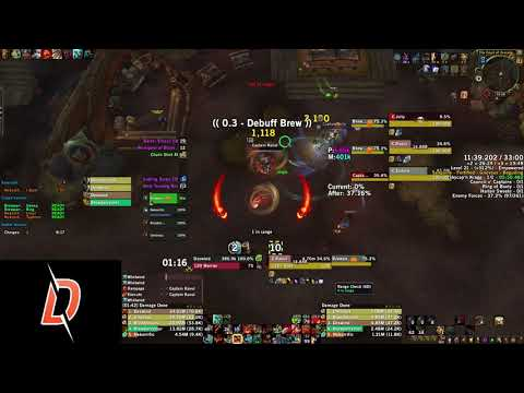 Freehold+21 S3 (Sanguine, Grievous) Fury Warrior