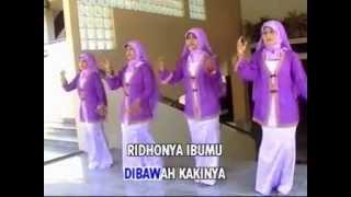 Viezsa Putri - Surga Di Telapak Kaki Ibu [Official Music Video]