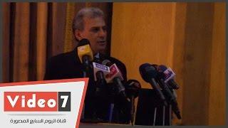 بالفيديو..جابر نصار: مجدى يعقوب هرم رابع يعيش فى صعيد مصر