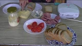 Бутербродница Vitek/Честный отзыв// Жизнь в деревне