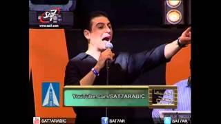 موال + هيا يا شعب المسيح - زياد شحادة - احسبها صح 2012