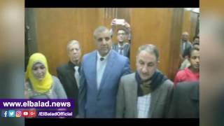 محافظ المنيا يفتتح مكتب بريد «سمالوط البلد».. فيديو وصور