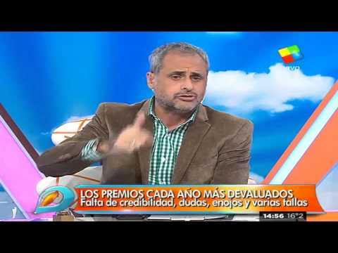Jorge Rial: Fueron los premios Clarín