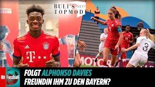FCB-Juwel Davies liebt Fußballerin | Bulis Next Topmodel