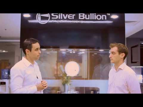 SilverMoneyFuture's James Cox's interview with Gregor Gregersen of SilverBullion.com.sg
