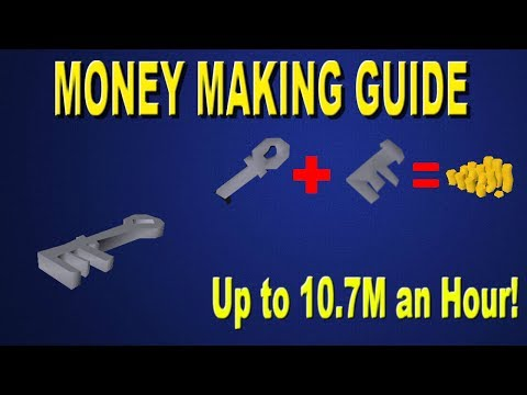 OSRS - Up to 10.7M an Hour! Money Making Guide
