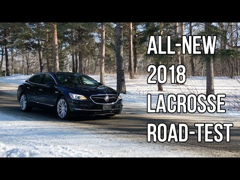 2018 Buick LaCrosse Premium AWD (Road-Test, Review and More!)   McNaught Monday's