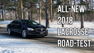 2018 Buick LaCrosse Premium AWD (Road-Test, Review and More!) | McNaught Monday's