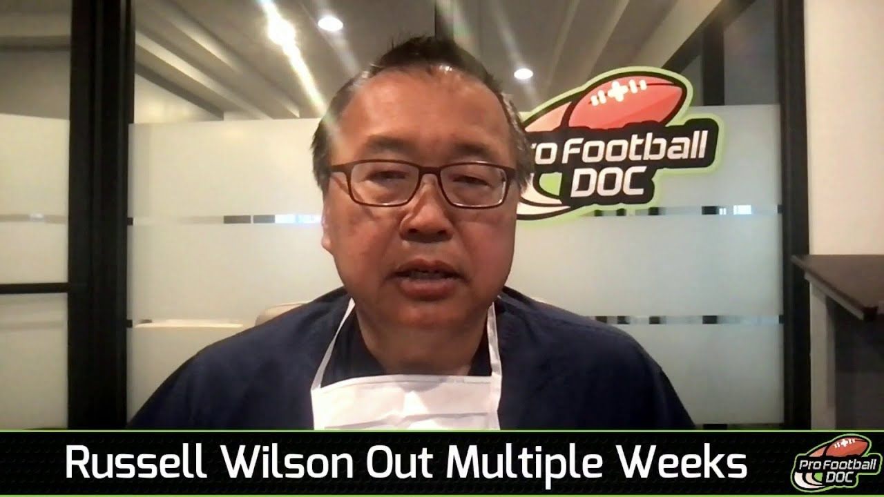How long is Russell Wilson out? Injury timeline, return date, latest ...