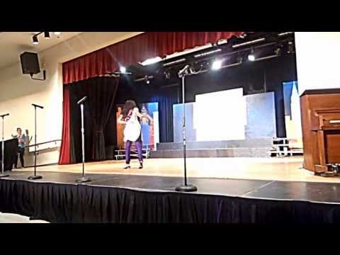 Riya Desai 8th Grade Community house Middle school talent show performance June 2013
