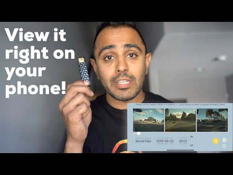 How to setup and view your Tesla Video Cameras Easily!