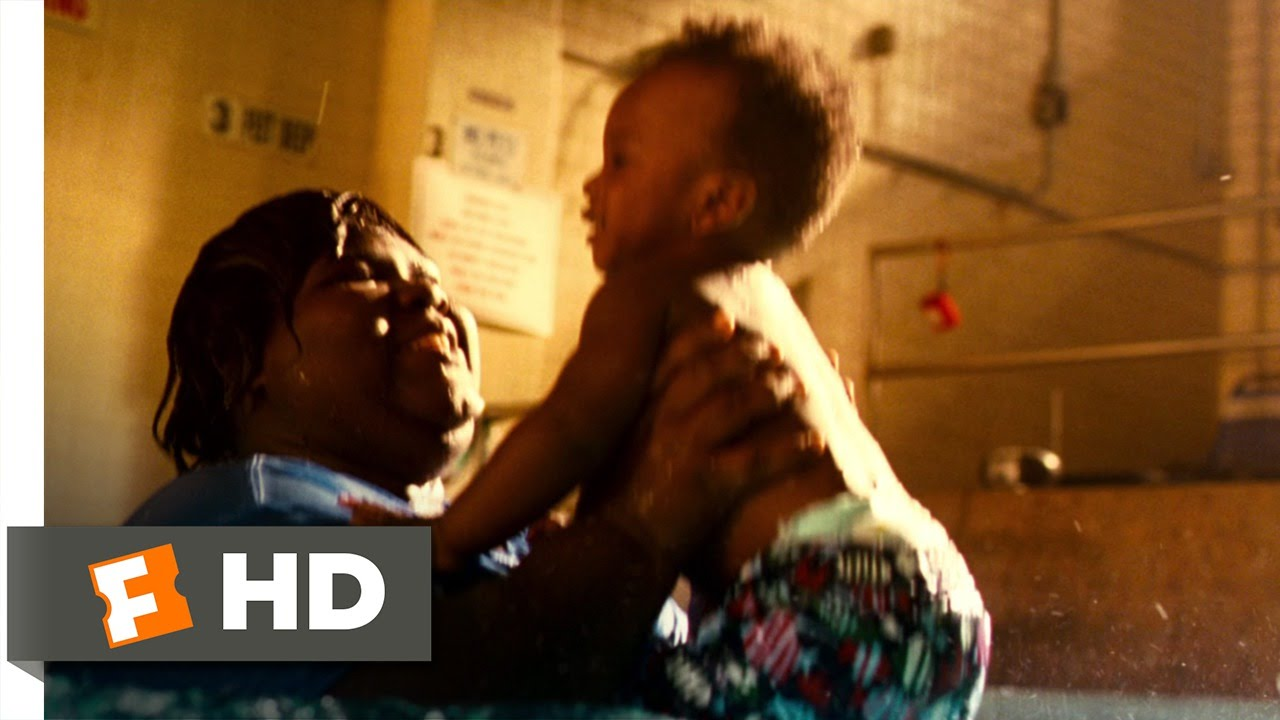 Precious (5/8) Movie CLIP - Baby Abdul (2009) HD - YouTube