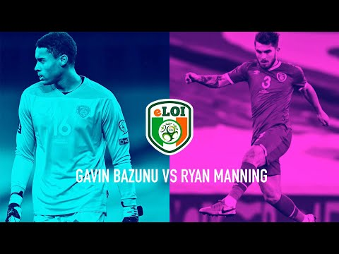 ELOI | FIFA21 SHOWDOWN - Gavin Bazunu vs Ryan Manning