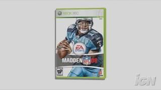 Madden NFL 08 Xbox 360 Trailer - Gameplay Trailer