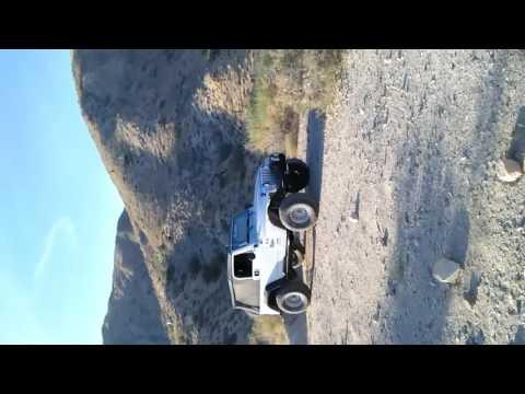1,200ft HIKE!!! Joshua Tree, California, ( With Macky F1 )