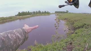 Как найти рыбу на реке с берега Рыбалка на джиг 2020